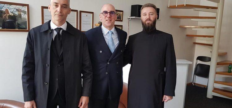 Посета ЊКВ Принца Владимира Београду, новембар, 2017.